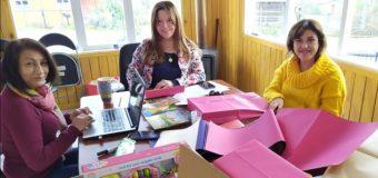 """Programa de Familias de Acogida en Panguipulli prepara """"día del niño y niña"""" con entrega de regalos a domicilio"""