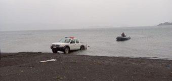 Identifican cuerpo que apareció flotando en playa de Lago Calafquén: Habría sido muerte accidental