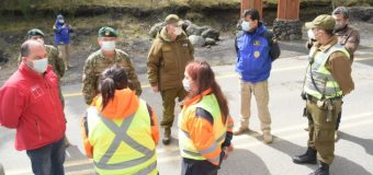 Cambio a Fase 2: Municipio y Fuerzas Armadas preparan fuerte fiscalización en toda la comuna
