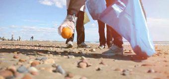 Armada local llama a cuidar y preservar playas públicas en el día Mundial de la Limpieza de Playas