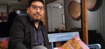 Escritor Jorge Muñozo publicó nuevo libro y prepara 3ra campaña de crónicas