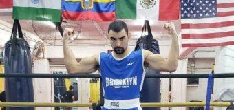 Boxeador local podría viajar a EEUU para prepararse e ingresar al boxeo profesional mundial