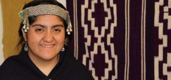 Joven mapuche de Panguipulli será reconocida en Aniversario Regional