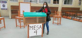 Con un 69,8% ganó el «Apruebo» en la comuna de Panguipulli