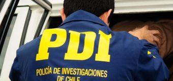 Sujeto resultó herido a bala en Lanco tras oponerse a detención y atacar con un hacha a detectives