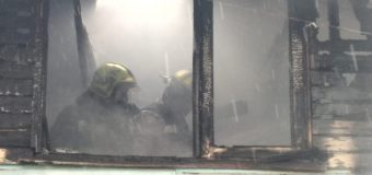 Hombre de 75 años murió calcinado durante incendio en la ciudad