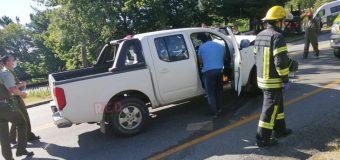 3 Lesionados en accidente por mala maniobra de conductor sin licencia en Niltre