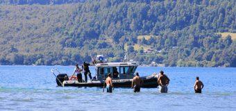 Bañista desapareció en sector «La Isla» en Lago Calafquén, Playa de Coñaripe