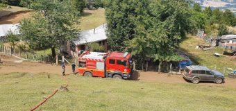 Bomberos ha repartido 12 mil litros de agua por sequía en Liquiñe