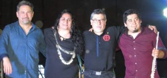 Fusión de música mapuche local representará a Chile en Festival Australiano