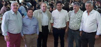 """""""Rendimos un sincero homenaje  al concejal, al hombre del pueblo,  al padre y amigo, David Ruiz Jara, Q.E.P.D"""", expresó Pablo Sandoval"""