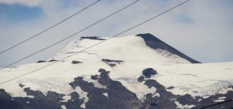 Reportan sismos de baja energía en Volcán Mocho Choshuenco