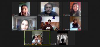 100% de estudiantes en Escuela Pampa Ñancul ya está en clases online