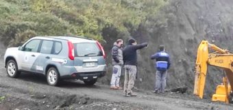 Huilo Huilo en el ojo del huracán por los daños a cause glaciar en Mocho Choshuenco