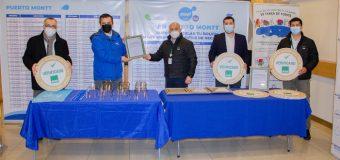 Oficinas de ESSAL recibieron certificación ACHS por medidas preventivas ante el Covid-19