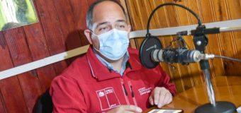 Intendente sobre intervención en Glaciar del Mocho Choshuenco: «No existe ningún tipo de autorización»