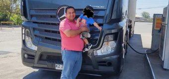 Pesar en transportistas de Panguipulli por muerte de camionero local en accidente en Loncoche