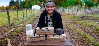 """Artesana de Milleuco en Panguipulli, enseña el arte del telar en tutoriales del proyecto """"Volver a Tejer"""""""