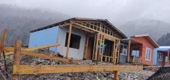 Continúan denunciando irregularidades en construcción de proyecto habitacional en Neltume