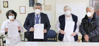 Servicio de Salud traspasa más de 2 mil 500 millones para garantizar atención a usuarios del Hospital de Panguipulli