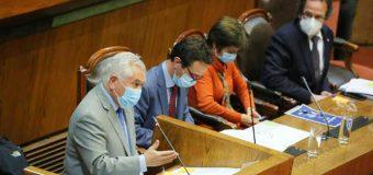 Diputado Rosas sobre interpelación a Ministro Paris: «Evadió preguntas, se fue por las ramas, no contestó»