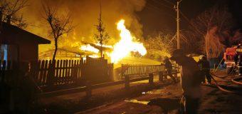 Labocar investigará causas de incendio que afectó vivienda en Huellahue