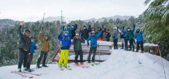 Jóvenes de Choshuenco y Punahue, recibieron certificación en Montañismo Básico