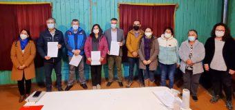 Dan a conocer inédito acuerdo entre vecinos y Sanitaria Essal en Panguipulli