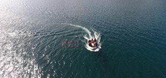 Continúa ardua búsqueda de pescador en Lago Pellaifa