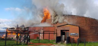 Incendio en ex-the City dejó al menos $250 millones en pérdidas. No había seguros comprometidos
