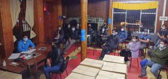 Liga Campesina de Fútbol en Panguipulli eligió nuevo directorio
